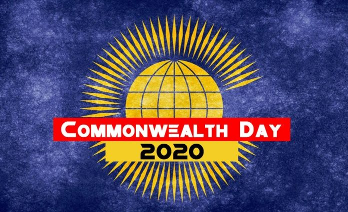 Commonwealth Day in 2020