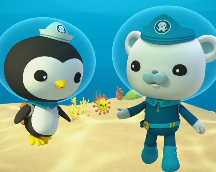 Octonauts & the Great Barrier Reef