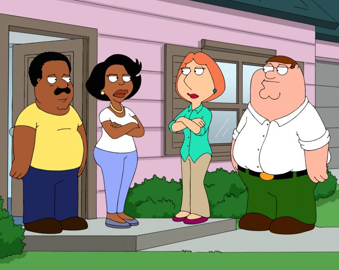 Family Guy Season 20