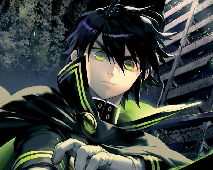 Seraph Of The End Chapter 97